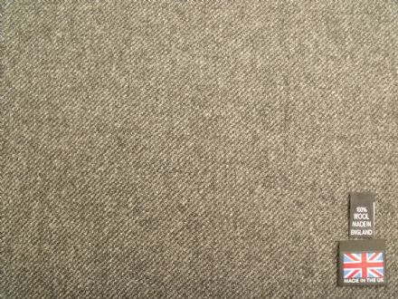 100% Wool Two-Tone Twill Weave Fabric BZ04